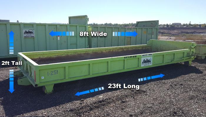 10-Yard-Roll-Off-Container-Rentals-Scottsdale-AZ