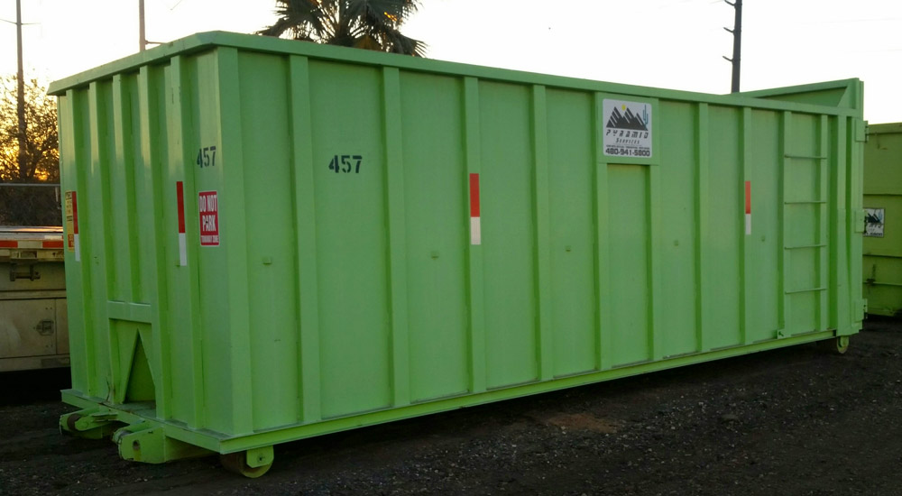40-yard-containers