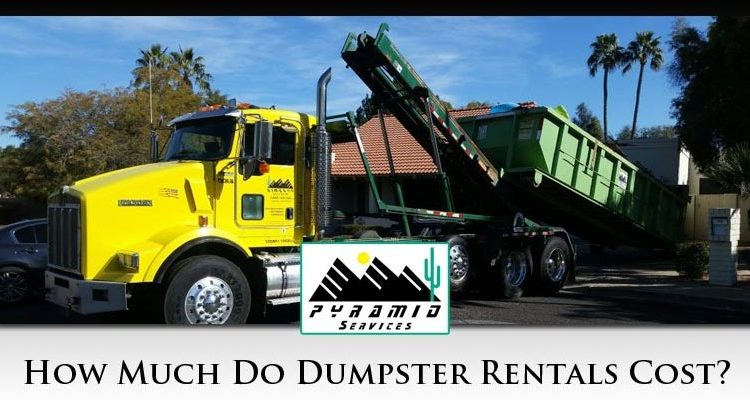 How Much Do Dumpster Rentals Cost?